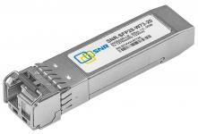25 гигабитный модуль с форм-фактором SFP28, работающий по одному волокну на длинах волн1270нм/1330нми совместимый со стандартом 25GbE. Область применения: