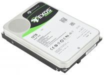 Жесткий диск Seagate Exos емкостью в 12 ТБ на накопитель обеспечивает прибавку 50% к итоговой емкости каждой стойки по сравнению с решениями объемом 8Тб