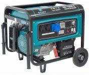 Дизельный генератор Gesht GD7500E, надежный помощник сложных ситуациях, когда требуется обеспечивать различное оборудование резервным электропитанием