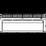 Коммутационные панели (патч-панели)