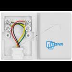 Розетка RJ-11 широко применяется в структурированных кабельных системах, в дома, квартиры, офиса и предназначена для подключения телефона, факса, модема и другого оборудования к телефонной сети