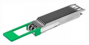 400 гигабитный модуль с форм-фактором OSFP, работающий по стандарту 400GBASE. Область применения: 4x100GBASE SM Ethernet links;