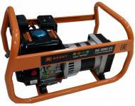 Однофазный бензиновый генераторс ручным запуском Gesht GG3000СX предназначен для использования при аварийно-восстановительных работах, для подключения строительного инструмента
