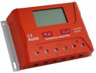Преимущества: Автоматическое распознавание напряжения в системе 12В/24В. Возможность заряда трёх типов аккумуляторов: свинцово-кислотный герметизированный, гелевый и литиевый