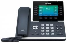 Yealink SIP-T54W - IP-телефон, 16 аккаунтов, Bluetooth,Wi-Fi, USB, PoE, GigE, цветной экран, без БП