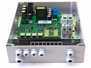 TFortis PSW-2G+ - PoE-коммутатор уличный управляемый, 4*802.3af/at 10/100Base-Tx, 2*SFP 1000Base-X, 160Вт