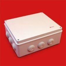 Коробка распределительная о/п 300х250х120, 12 вых., IP55, JBS300 (44030)