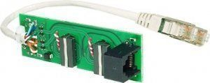 Описание Info-Sys РГ6G Исп.2 (male-female)Высоковольтная трансформаторная развязка препятствует попаданию на вход Ethernet порта защищаемого оборудования опасных напряжений от грозовых разрядов, а также от бросков напряжения электрической сети, которые могут возникнуть на втором конце кабельного сегмента в результате индустриальных помех различного происхождения (включение/выключение мощной нагрузки, электросварочные работы, нарушение контакта в электрических соединителях и т