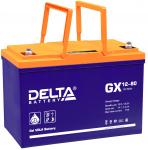 Delta GX 12-90 - Аккумуляторная батарея, AGM+GEL, 90Ач, 12В