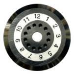 Fujikura CT04/CT07 - Нож (колесо) для скалывателей Fujikura CT-07 / CT-04 / CT-03HT-06 / CT-04B / CT04B-SB / CT-80B / CT-100B / CT-103 / CT-104 / CT-107 купить в Казани Нож (лезвие) является одним из главных компонентов скалывателя любой модели, так как от его ре