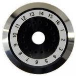 ILSINTECH BI-05 - Нож (колесо) для скалывателя Swift CI-01 / CI-02 / CI-03A / CI-03B / CI-06, Fujikura CT-20 / CT-30 / CT-30A / СТ-30С купить в Казани Нож (лезвие) является одним из главных компонентов скалывателя любой модели, так как от его ре