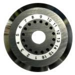Fiber Fox FFB-50 - Нож для скалывателя Fiber Fox Mini 50G/50GB (колесо) купить в Казани Нож (лезвие) является одним из главных компонентов скалывателя любой модели, так как от его ре