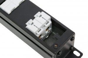 Блоки электрических розеток