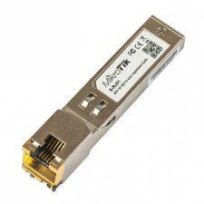 MikroTik S-RJ01 - RJ45 SFP 10/100/1000M copper module