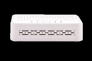 Описание:– высокое качество звука– низкая стоимость за порт (2хFXS)– LAN интерфейс 10/100Base-T– VLAN для каждой услуги– автоконфигурирование (TR-069, DHCP)– 3G/4G-резервированиеVoIP-шлюз корпоративного уровняTAU-2M