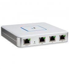 Описание Ubiquiti UniFi Security Gateway Доступная сетевая безопасность для предприятия Экономичный UniFi Security Gateway расширяет систему UniFiEnterprise и позволяет решать полный спектр задач по высокоэффективной маршрутизации и безопасности сети