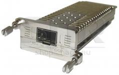 SNR-Xenpak-SFP+ - Конвертер интерфейсов Xenpak в SFP+ купить в Казани Данное устройство позволяет использовать в существующих Xenpak портах модули SFP+ (в том числе DWDM