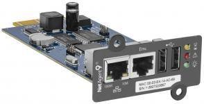 MegaTec BY506 -  Модуль удалённого мониторинга SNMP карта для ИБП серии SNR MXPL купить в Казани Модуль удаленного мониторинга для ИБП 6 и 10 кВА серии MXPL BY506 предназначен для удалённого получ