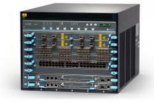 Juniper EX9208-BASE-AC -  Шасси коммутатора EX9208, 6 слотов под линейные карты, 2 слота под фабрику коммутации, 1 управляющий модуль, 1 блок вентиляторов, 1 фабрика коммутации, 2БП. купить в Казани Коммутатор EX9208 представляет собой модульное решение с поддержкой карт расширения в различных кон
