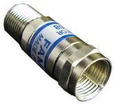 """SNR-ATT-RF-15 - Аттенюатор для коаксиальной линии. Вносимое затухание 15дБ, типа разъема """"F"""" купить в Казани Аттенюатор для коаксиальной линии SNR-ATT-RF-15.Вносимое затухание 15дБ, типа разъема """"F""""08-07-202"""