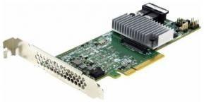 BROADCOM 05-25420-08 - RAID-контроллер LSI 9361-8i, 12Gb/s SAS/SATA 8-port int, cache 1GB купить в Казани RAID-контроллер LSI 9361-8i, 12Gb/s SAS/SATA 8-port int, кеш-память 1Gb.Процессор