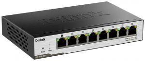 D-Link DGS-1100-08PD - Настраиваемый L2 коммутатор с 8 портами 10/100/1000Base-T и поддержкой питания по PoE купить в Казани Описание:Настраиваемый коммутатор DGS-1100-08PD является идеальным решением для применения на пред