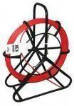 SNR-CPD-6,0/50-CM -  Устройство заготовки каналов (протяжка) из стеклопрутка (УЗК) в металлической кассете, диаметр стеклопрутка 6 мм, длина 50 метров купить в Казани УЗК предназначается для прокладки кабелей в трубах, коробах и каналах. Диаметр прутка с оболочкой