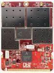 SNR-WM-64m -  Радиокарта, 5.9-6.45GHz, 28dBm, 802.11a/n, 2xMMCX, miniPCI, совместимо с RouterOS. купить в Казани Новая высокомощная - до 28dBm интерфейсная радио карта со встроенной грозозащитой и работающая в ди