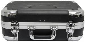 SNR-TL-BOX-P - Кейс для инструментов с алюминиевым каркасом и перегородкой (черный) купить в Казани SNR-TL-BOX-P - жесткий кейс, предназначенный для размещения и транспортировки ручного инструмента.&