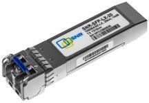 SNR-SFP-LX-20-I - Двухволоконный модуль, SFP 1000BaseLX, разъем LC, рабочая длина волны 1310нм, дальность до 20км (14dB), с поддержкой функции DDM, индустриальный купить в Казани Двухволоконный оптический модуль с форм фактором SFP для 1G Ethernet, соответсвует стандарту 1000Ba